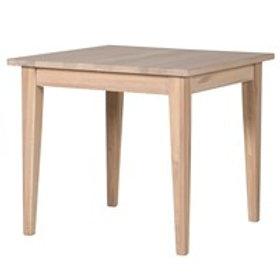 New Jersey Oak Table 86cm x 86cm