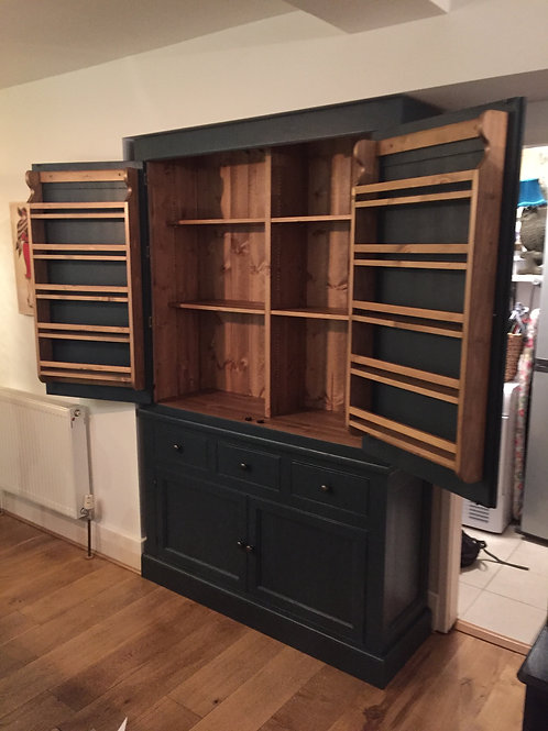 Made to Measure Larder Cupboard