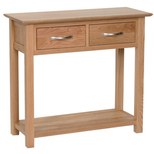 2 Drawer Hall table