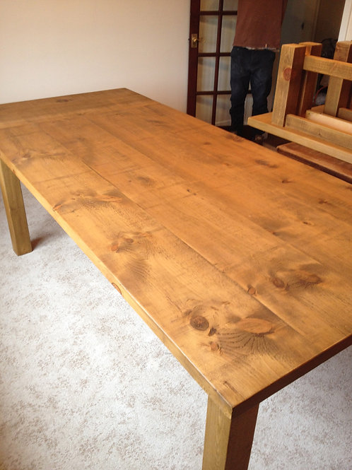 7 x 3 Rustic Table