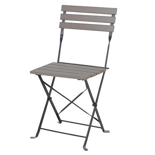 Aluminium Chair with Polywood