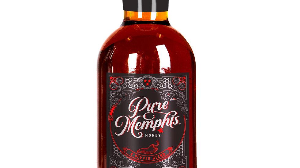 Pepper Honey-- Four Pepper Blend