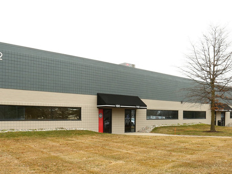 Burger & Company announces 4,632 sq. ft. industrial leased