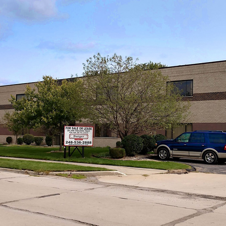 Burger and Company announces 26,300 sq ft industrial sold