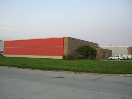 Burger & Company announces 10,100 sq. ft. industrial sold