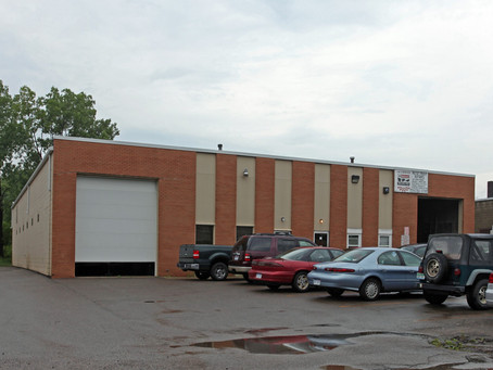 Burger & Company announces 8,000 sq. ft. industrial sold