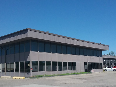 Burger & Company announces 42,492 sq. ft. industrial sold