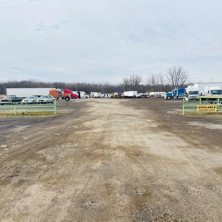 Burger & Company announces 10.5 acre industrial land sold