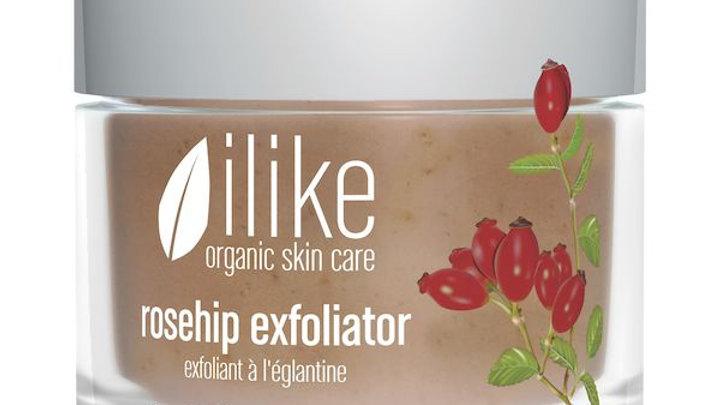 Ilike Rosehip Exfoliator