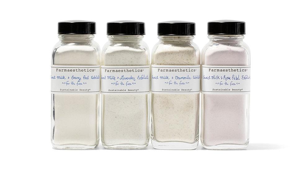 Farmaesthetics - Sweet Milk Exfoliants