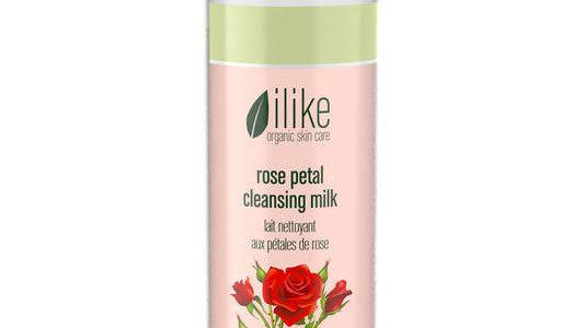 Ilike Rose Petal Cleaning Milk
