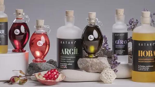 Katari Single Ingredient Facial Oils - 3 Products