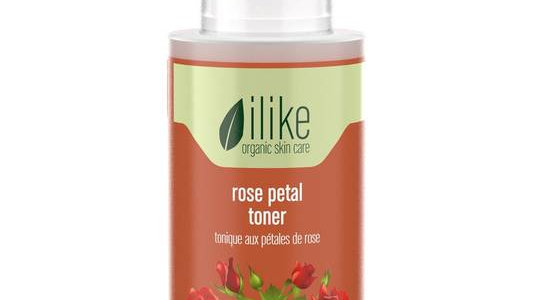 Ilike Rose Petal Toner