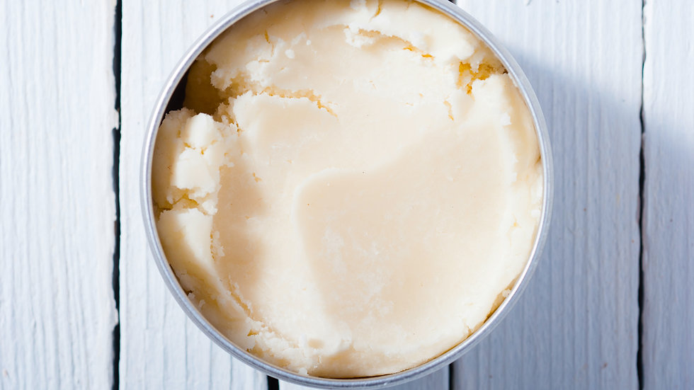 Shea Body Butter  (very thick consistency)