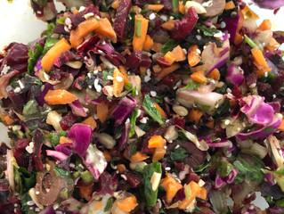 Salad vs. Salad