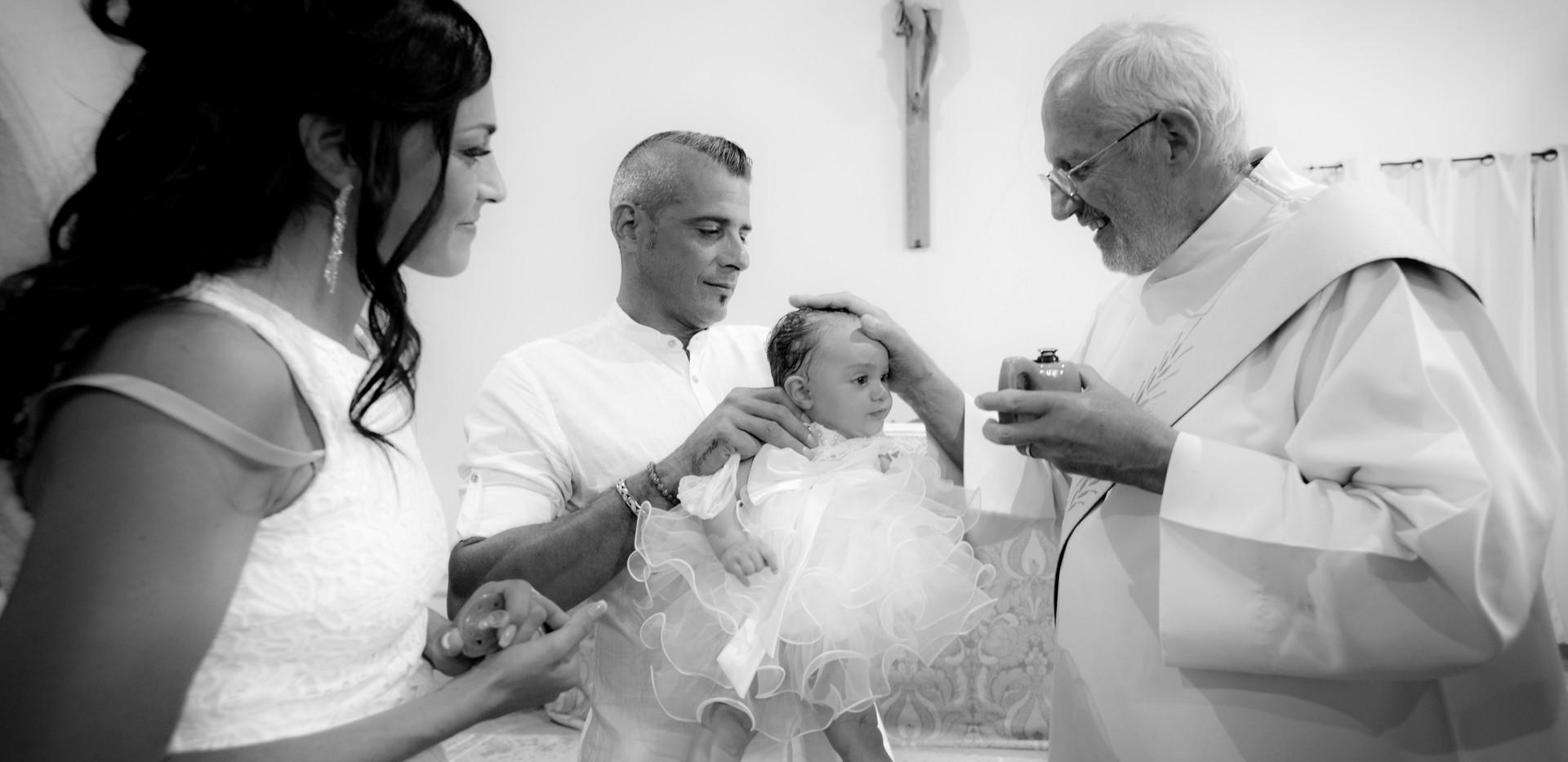 photo baptême aix en provence