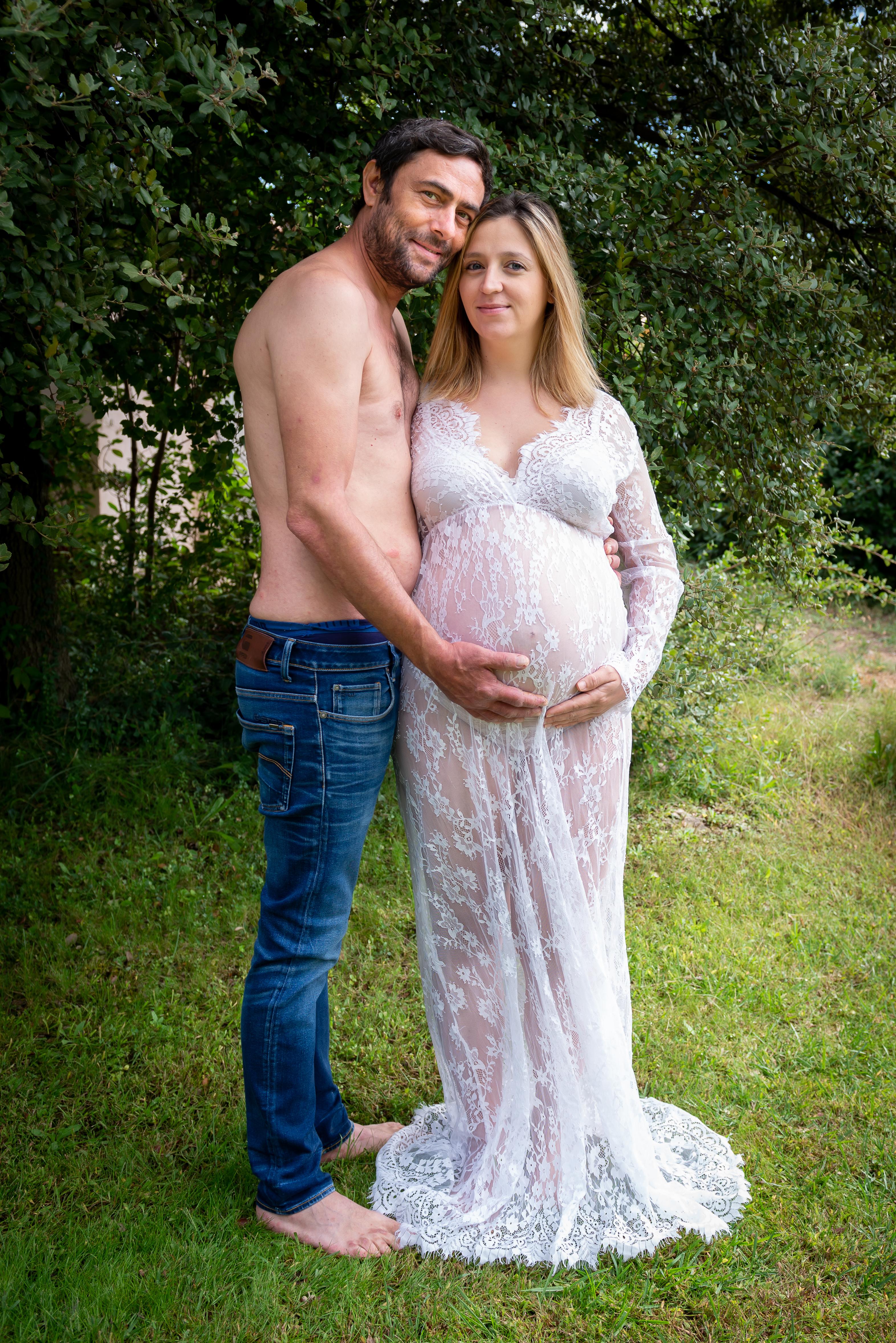 photographe grossesse aix