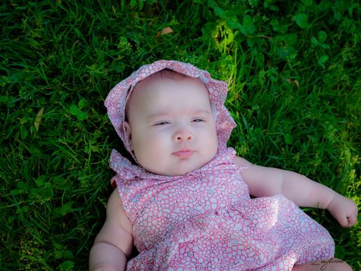 Où faire sa séance photo de bébé (6 mois) ou de Famille ?