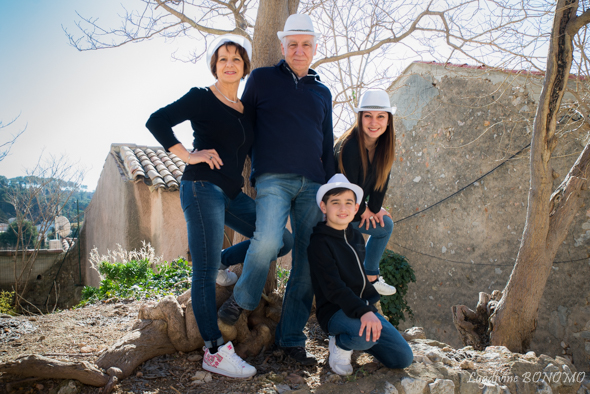 séance photo famille adulte
