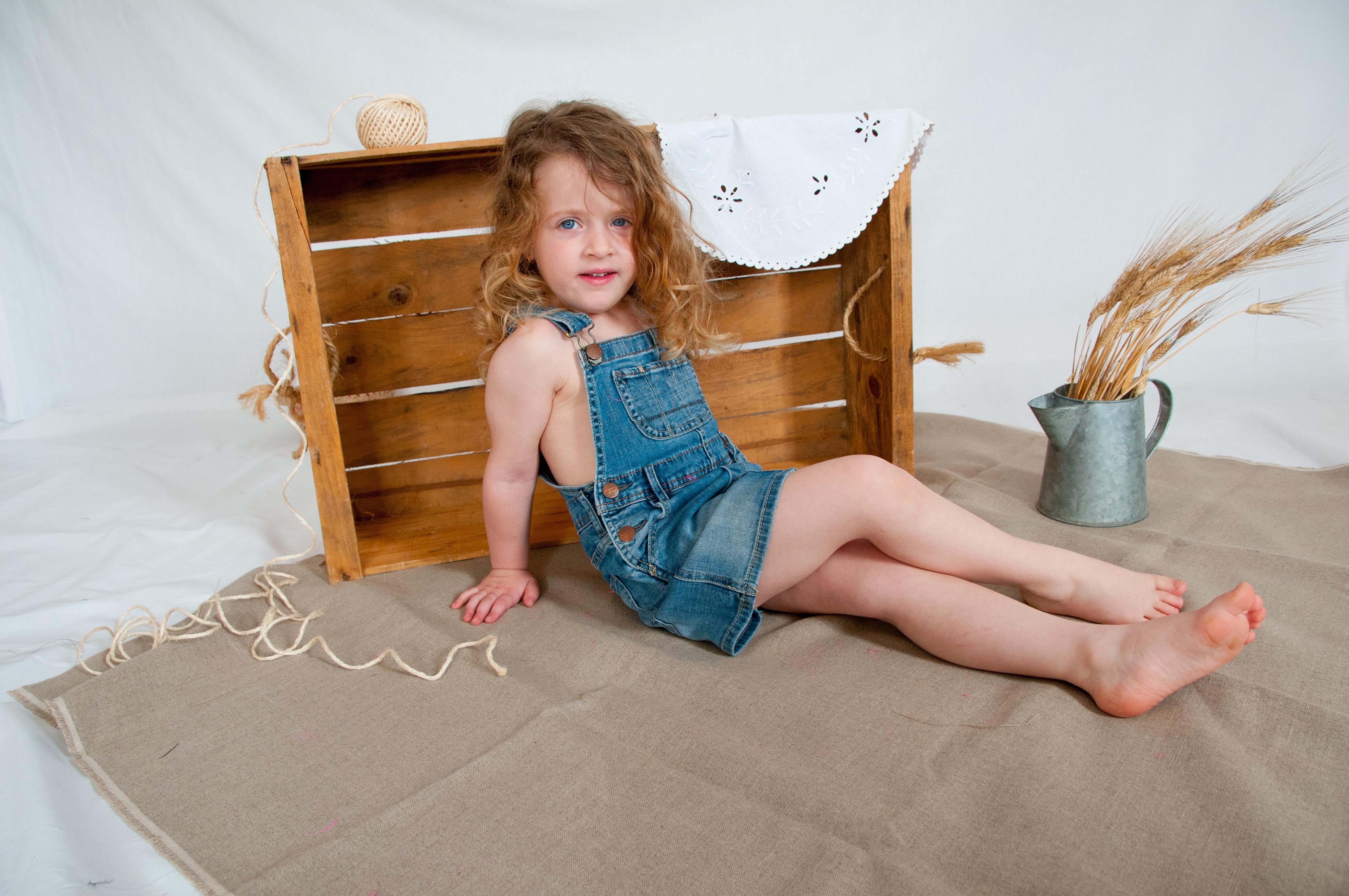 Photographe enfant Carry le rouet