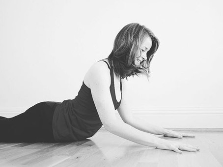 What teaching yoga means to me