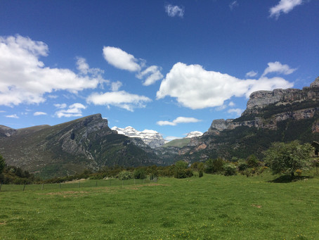 The power of silence - a week in the Spanish Pyrenees