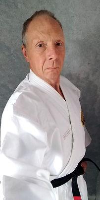 Sensei Dave Roberts