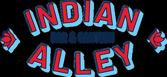 Indian Alley Logo Bar & Canteen