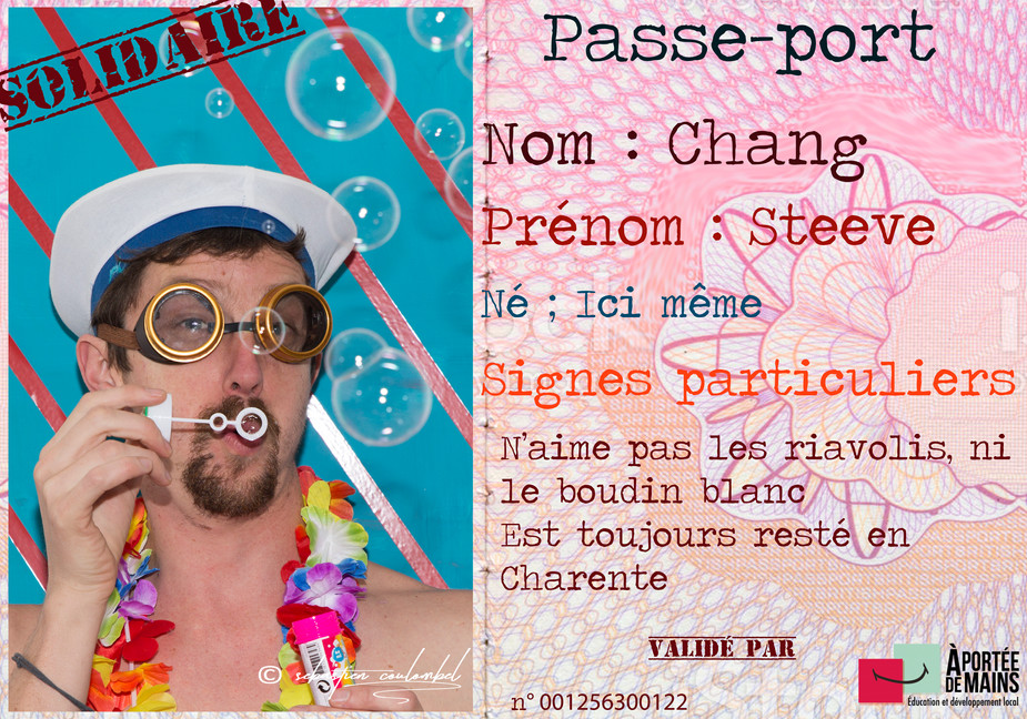 Exposition Passe-port Solidaire