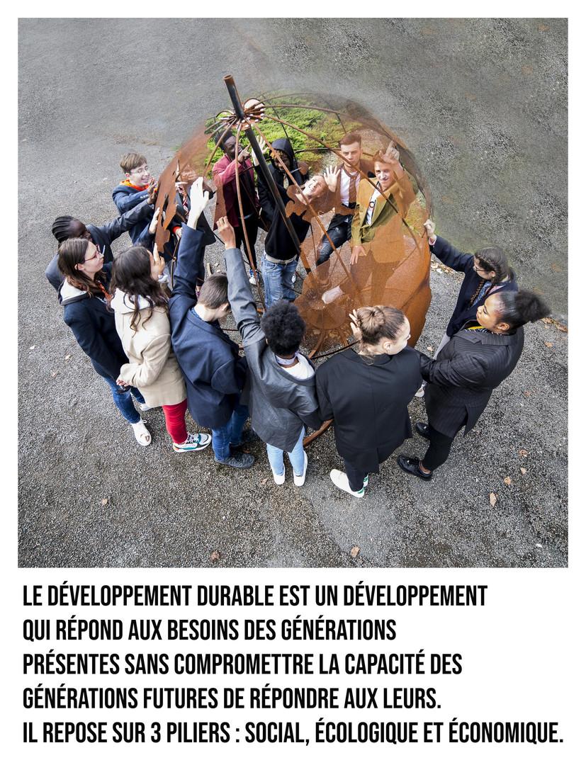 Expo Vers une jeunesse durable