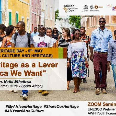 APM participe au Forum mondial du patrimoine africain