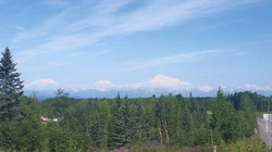 Denali - our first full glimpse