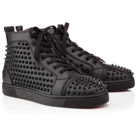 louboutin hommes sneakers