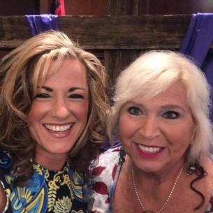 Sherry Moneymaker & Susan