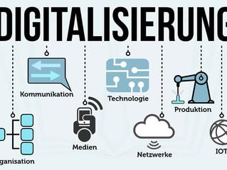 Förderung der Digital Beratung von KMUs geht in die nächste Runde!! KMU DIGITAL 2.1
