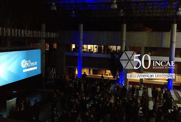Celebración 50 Aniversario en HBS