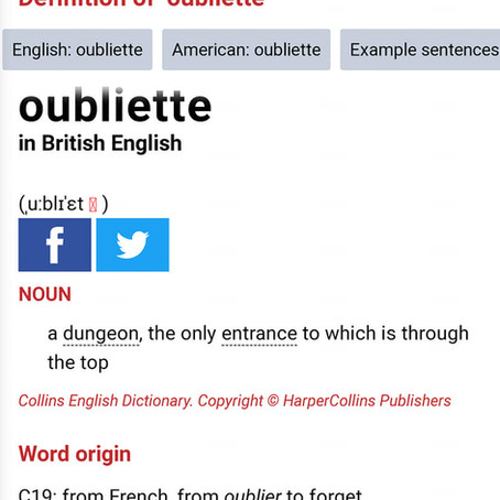 The Oubilette