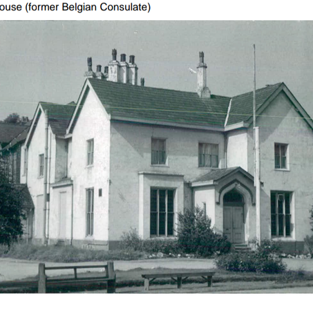 History of Antwerp Mansion