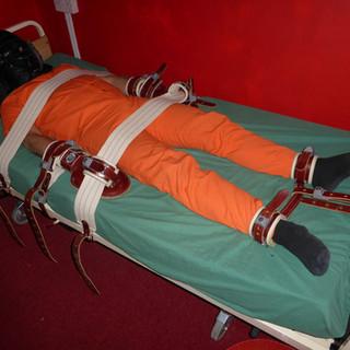 Secure and Safe Medical Restraints