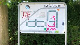 Områdefornyelse til Hørgården