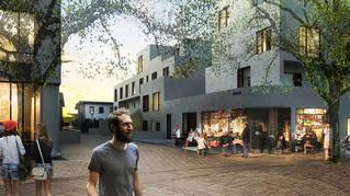 80 mio. kr: Vejen banet til Urbanplads, moderne bibliotek og supermarked