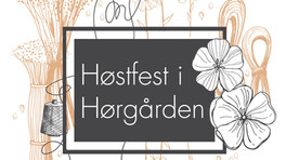 Høstfest i Hørgården