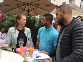 Unge fra Urbanplanen vinder fællesskabspris
