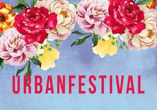 Kom til Urbanfestival 28. maj