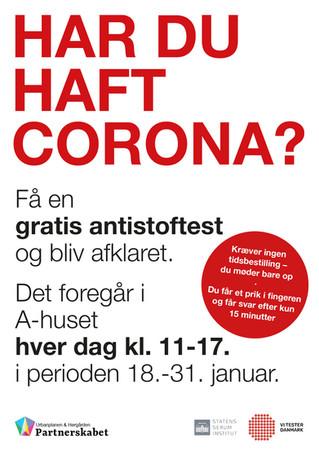 Har du haft corona?