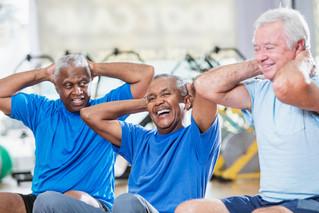 Let og sjov motion for mænd