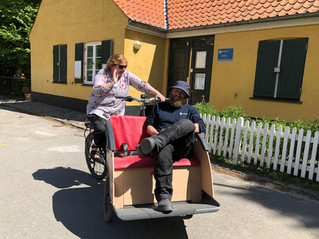 Naboskab på hjul