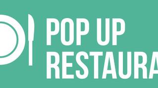 POP UP restaurant i den gamle bodega