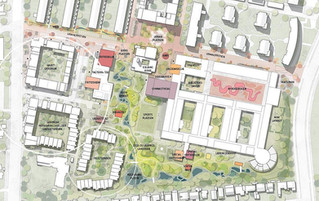 Ejerboliger med i planerne om Urbanplanen Syd