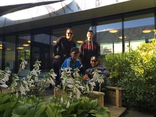 CAFÉ BIBS: Flere unge ind på Biblioteket